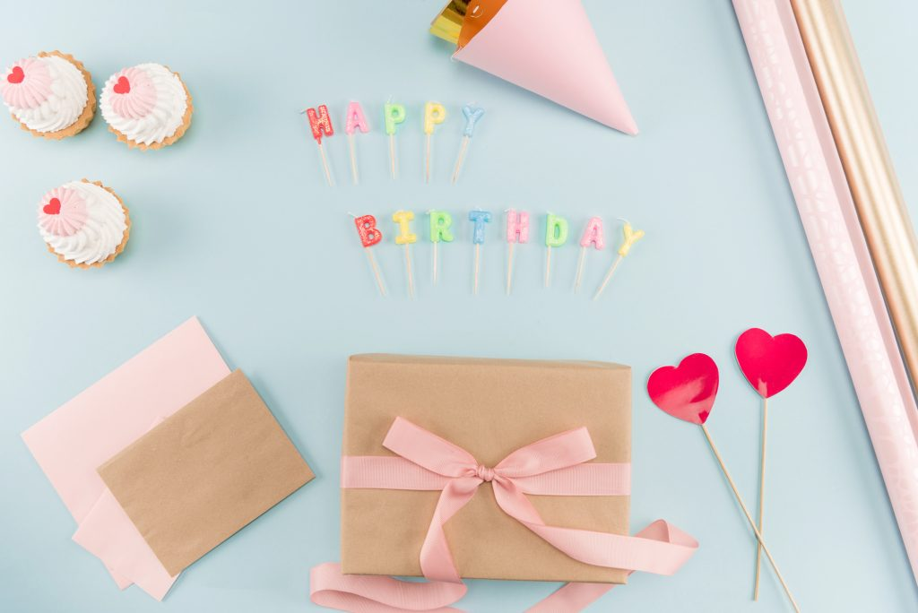 20 Thoughtful Thank You Messages For Birthday Gifts
