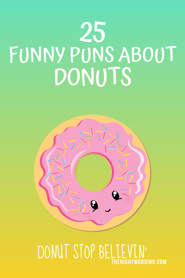 A-Glaze-ing Donut Puns That You'll Love Dough Much, Funny one liner jokes about donuts #donut #donuts #donutlover #ilovedonuts #donutpuns