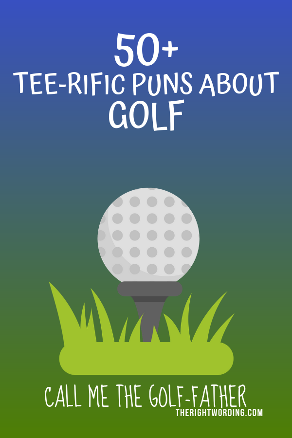 Best Tee-rific Golf Puns On The Internet, By Par, Golf jokes #golf #golflover #golfswing #golflife #golfaddict #golfcourse