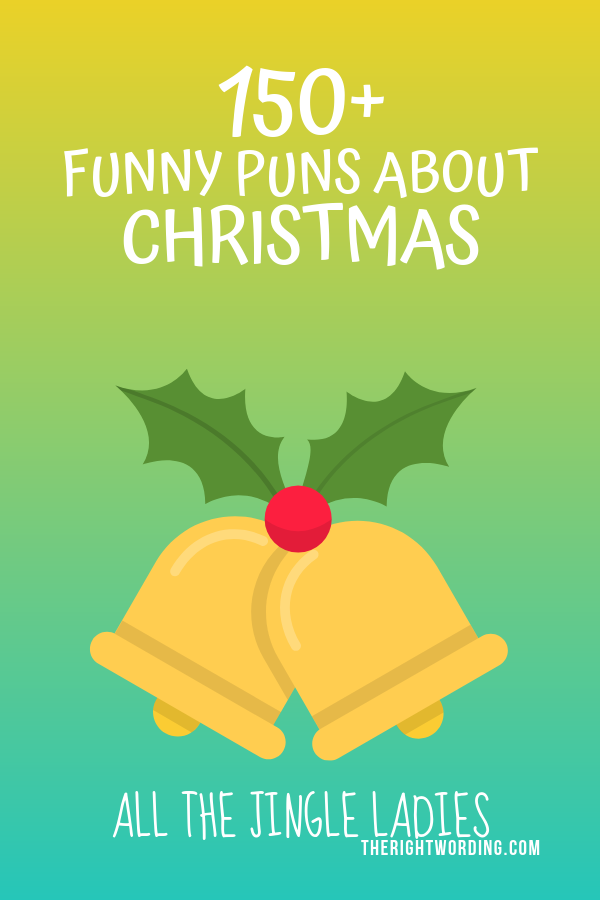 Best Christmas Puns That Will Sleigh You, Holiday Jokes and One Liners #christmas #christmasjokes #christmaspuns #holidayjokes #holidaypuns