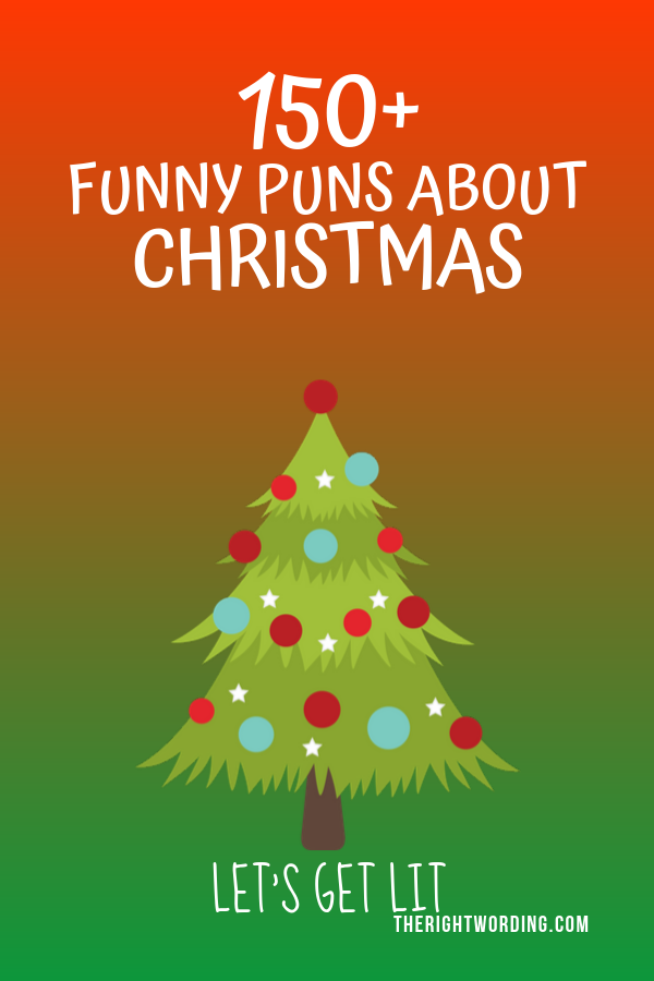 Best Christmas Puns That Will Sleigh You, Holiday Jokes and One Liners, Christmas tree #christmas #christmasjokes #christmaspuns #holidayjokes #holidaypuns #christmastree