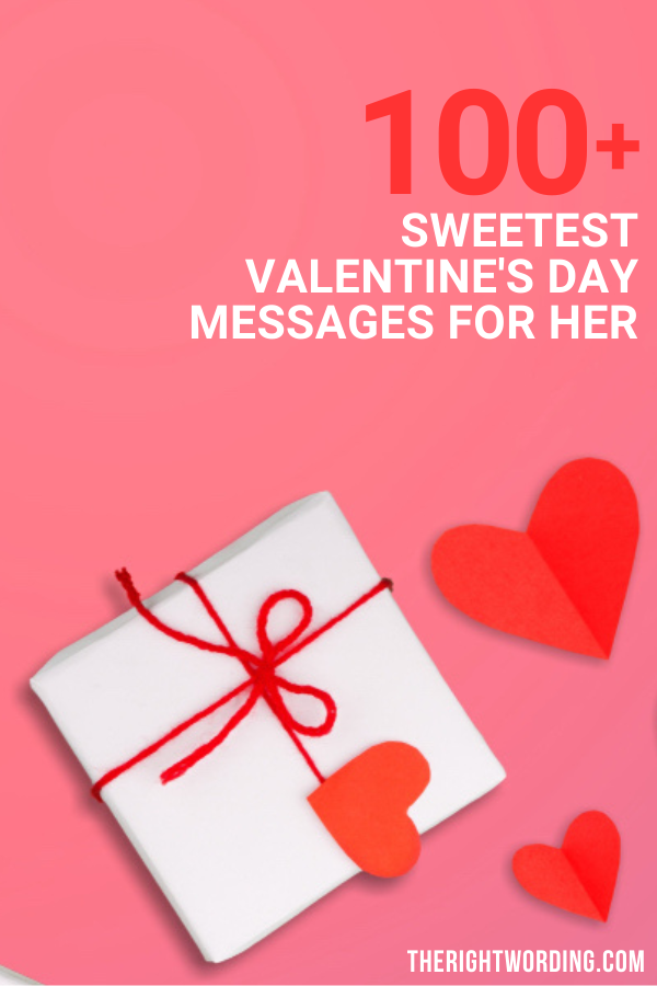 Happy Valentine S Day Wife 100 Sweetest Valentine Messages For Her