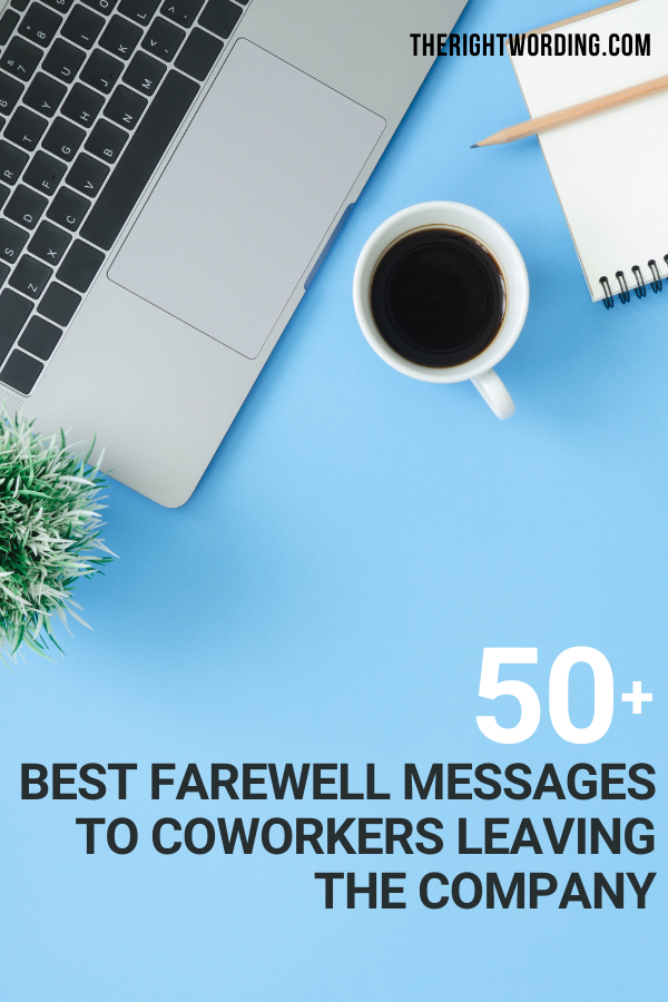 Best Farewell Messages To Coworkers Leaving The Company, Email examples after colleague resignation #goodbyequotes #farewellmessages #goodbyemessages #farewellquotes #emailmessages